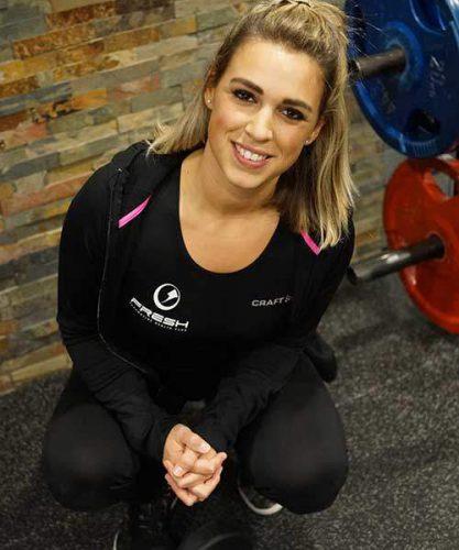 Denise Hamelijnck Personal Trainer Amsterdam