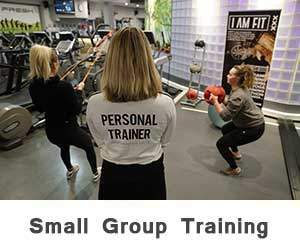 Small group training Amsterdam