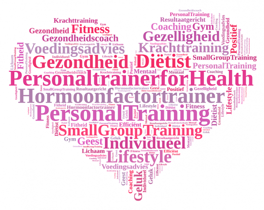 Personal trainer for Health