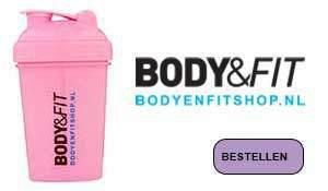 Body&Fitshop de grootse leverancier van eiwitten