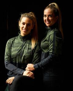 Denise en Danielle Personal Trainer en dietist