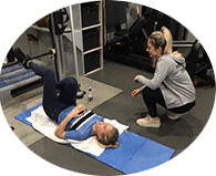 Referentie van Eva Personal Trainer for Health